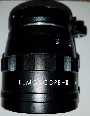 ELMO ELMOSCOPE-II ANAMORPHIC Projection Lens for 16mm
