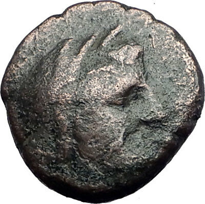 ISTROS in THRACE 300BC Rare Possib Unpublished Ancient Greek Coin DEMETER i63870