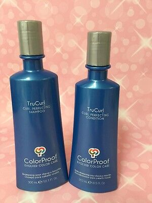 ColorProof Trucurl Curl Perfecting Shampoo & Conditioner Duo