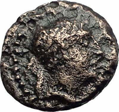 KYZIKOS aka Cyzicus in MYSIA 200BC Authentic Ancient Greek Coin APOLLO i63882