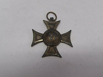 WWI German unknown medal planchet only MK233