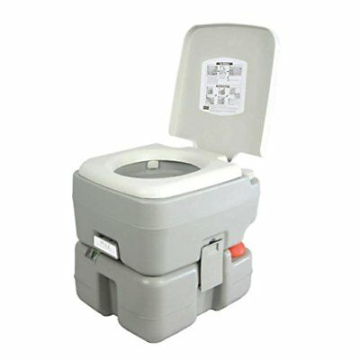 Portable Toilet - Outdoor & Travel Toilet, 5.3 Gal. SLCATL320