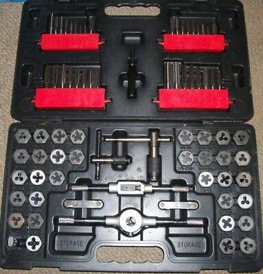 Craftsman #52377 75-Piece Inch & Metric Tap & Die Set