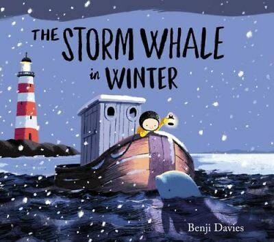 The Storm Whale in Winter by Benji Davies 9781471119989 (Paperback, 2016)