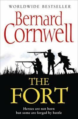 The Fort by Bernard Cornwell 9780007331741 (Paperback, 2011)