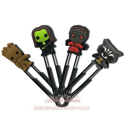 20pcs Guardians of Galaxy Paper Clips Bookmarks DIY Office School Clips Binder