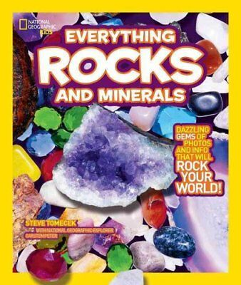 Everything Rocks and Minerals Dazzling Gems of Photos and Info ... 9781426307683