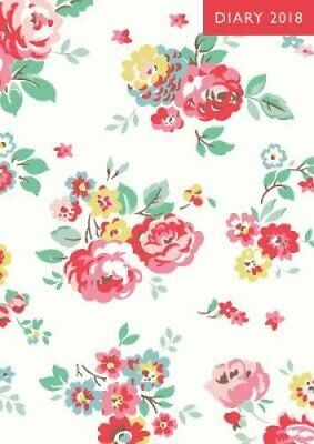 A6 2018 Diary - Wells Rose by Cath Kidston 9781787130012 (Hardback, 2017)