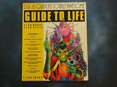 D.R. & Quinch's Totally Awesome Guide to Life - Graphic Novel - 2000AD