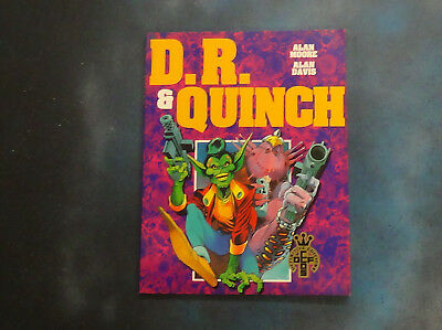 D.R. & Quinch - Graphic Novel - 2000AD