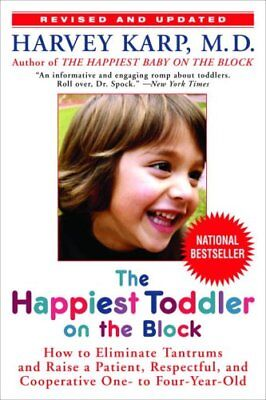 Happiest Toddler On The Block by Harvey Karp 9780553384420 (Paperback, 2008)