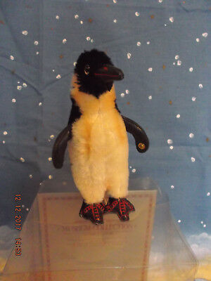 STEIFF Museum-Collection Pinguin 1928 0105/17 Penguin Replika
