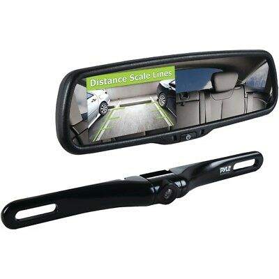 "Rearview Backup Parking Assist Camera & Display Monitor System Kit, 4.3"" Screen"