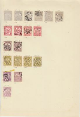 Transvaal  collection on pages