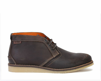cf4048acb95 WOLVERINE MENS CHUKKA Boots Julian Crepe Taupe W00652 - $119.99 ...