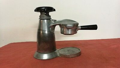 Caffettiera A Fiamma Vesuviana Vintage Old Coffee Maker