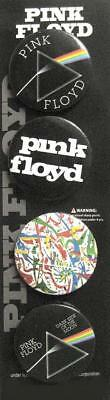 Pink Floyd Buttonset / Badges Set / Ansteckerset # 7 Dark Side Of The Moon