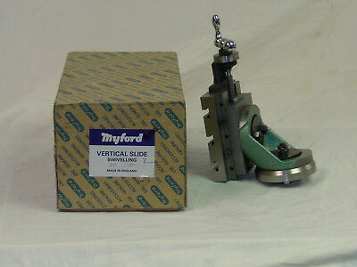 Myford Swiveling Milling Attachment For Myford Super 7,super 7B,  Ml 7, Others