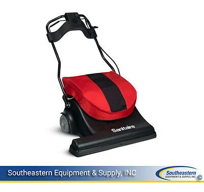 """New Sanitaire SC6093A 28"""" Wide-Area Vacuum"""
