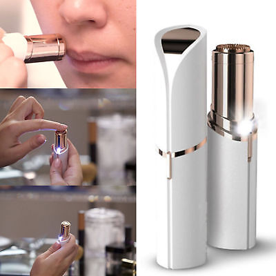 Fashion Women's Painless Facial Face Body Hair Removal Remover Trimmer Shaver