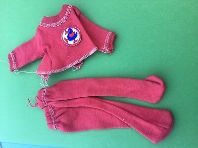 R & B Arranbee Littlest Angel Doll  Outfit 1950's