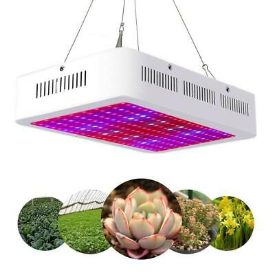 2000W/1200W/1000W/600W LED Grow Light Panel Full Spectrum Indoor Veg Bloom Plant