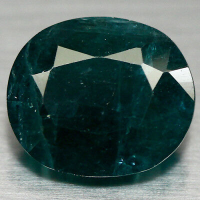 5.26 Ct Natural! Green African Grandidierite Oval