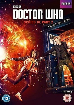 Doctor Who Season / Series 10 Part 2 New & Sealed Region 2 DVD Boxset