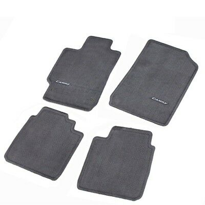 Toyota Camry 2007-2011 Gray Ash Carpet Floor Mats 4PC Set Genuine PT206-32100-12