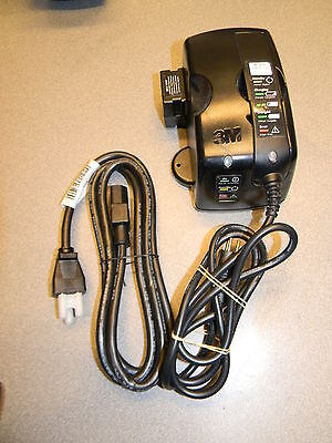 3M Smart Battery Charger BC-210 For Breathe Easy System, to charge BP-15 Battery