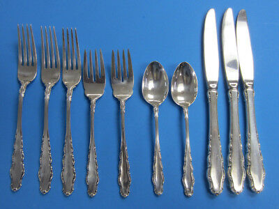 Sterling Silver English Provincial Flatware by Reed & Barton -- Free Shipping *