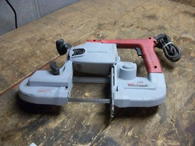 Milwaukee 6230 Metal Band Saw  (Lot 3729)