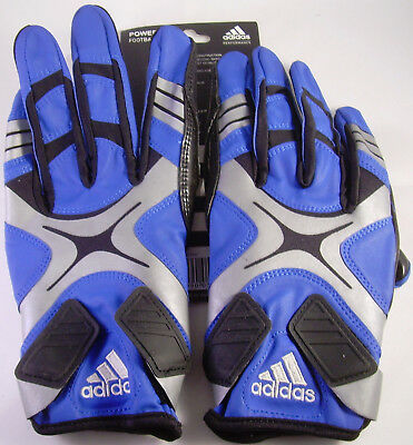 Adidas Football Handschuhe, POWERWEB, Gr.XL, royal, Receiver