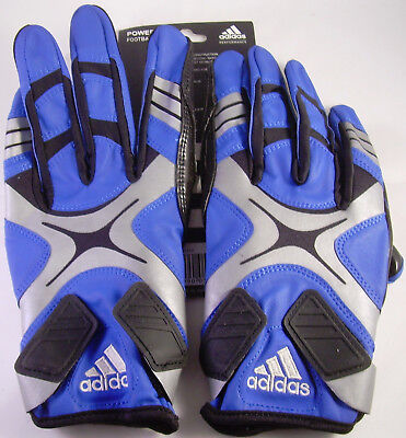 Adidas Football Handschuhe, POWERWEB, Gr .L, royal, Receiver