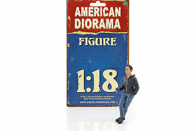 Hanging Out James Figure 1:18 AMERICAN DIORAMA