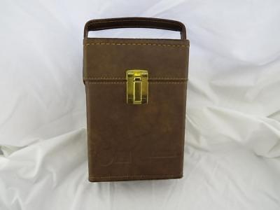 Bird Carrying Case for 43 Wattmeter and 6 Elements Leather Never Used Display