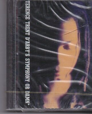 Terence Trent Darby-Sympony Or Damn minidisc album sealed crack in case
