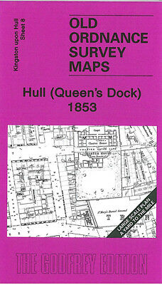 OLD ORDNANCE SURVEY MAP GRIMSBY NEW CLEE 1906 VICTOR STREET SUGGITS LANE