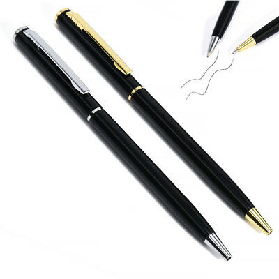 1PC Pen Office Ballpoint Writing Pens Stationery Study School Supplies Black Ink
