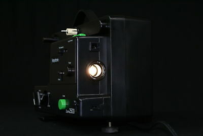 "Keystone Zoom 2500 Motion Picture Projector ""TESTED"" (500)"
