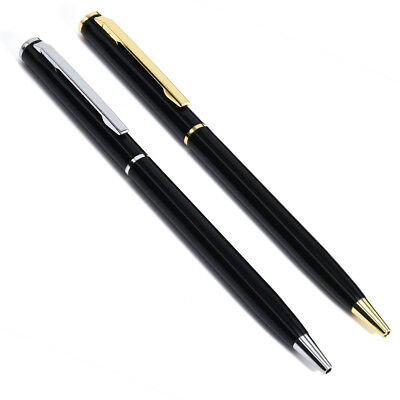 Stainless Steel Ballpoint Pen Office Ball Point Writing Pen Student Stationery