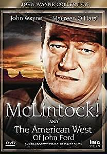 McLintock! / The American West of John Ford - John Wayne Collection (NEW DVD)