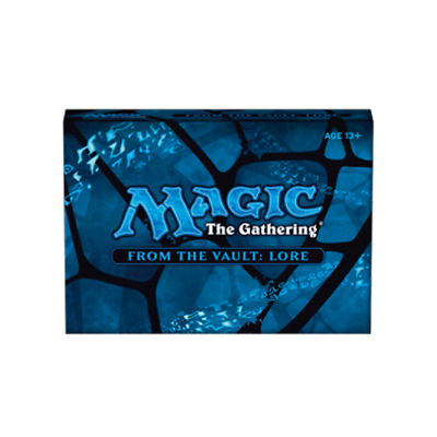 MTG Magic the Gathering New English BNIB From the Vault: Lore