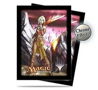MTG Magic the Gathering Sleeves - Commander 2014 - Nahiri v2 (120 sleeves)