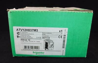Schnieder Electric ATV12H037M3 Altivar 12 AC Speed Drive  007115