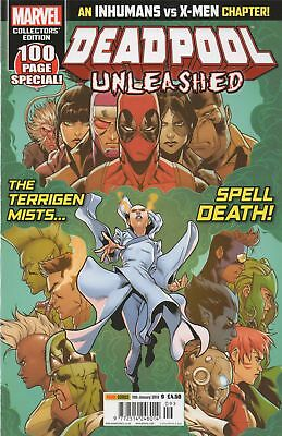 Deadpool Unleashed issue 9 (10th January 2018)