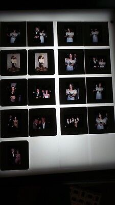 Jaclyn Smith Vintage Lot Of 35Mm Slide Transparency Photo #11