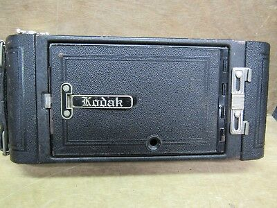 Vintage 1916 Eastman Kodak No 2A  116 Film Bellows Camera minty with orig box