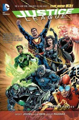 Justice League Volume 5: Forever Heroes TP (The New 52) 9781401254193