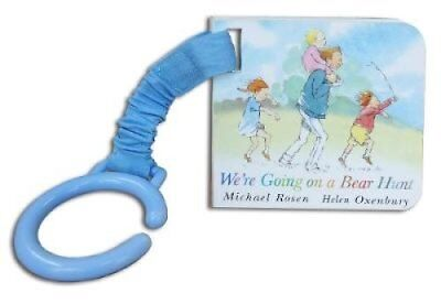 We're Going on a Bear Hunt by Michael Rosen 9781406365474 (Board book, 2016)